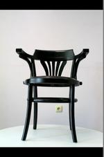 Различни виенски столове Тонет за заведения