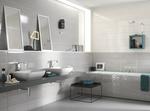 солидни  бели плочки за баня