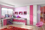 Проект на детска стая по поръчка за едно дете София