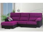 Мебели - ъглов диван с лежанка по поръчка