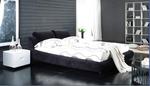 Уникални тапицирани легла с механизъм за повдигане на матрака по клиентски размери