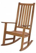 Люлеещ се стол от евкалипт 139-2609