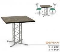Тръбни мебели за заведения