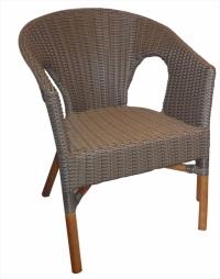 Стол за заведения от ратан