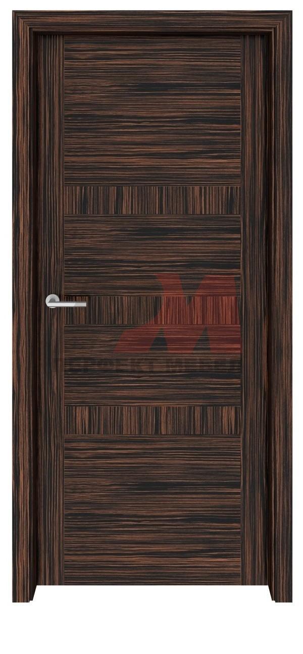 луксозни  интериорни врати със сатен лак