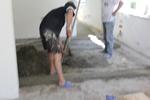 изравняване на под
