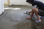 полагане на подови замазки