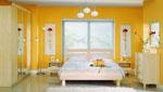 Жълта спалня по поръчка 171-2618