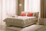 Спални с тапицерия по индивидуална поръчка 810-2735