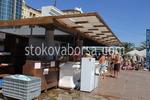 изработка на открит летен бар за хотел