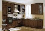 Изработка на кухненско обзавеждане от масивна дървесина по проекти на клиента