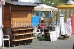 Будка от дървен материал, изработена по индивидуална поръчка