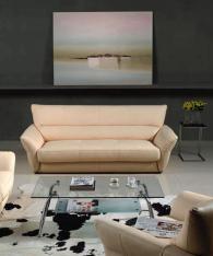 Стилен диван двойка 162/98/81см