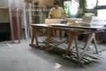 изработване на дървени прозорци по размери на клиента
