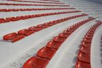 Пластмасови седалки за стадиони