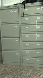 Метални картотеки с 7 чекмеджета, за автосервиз