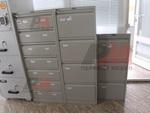 Евтини метални картотеки с 7 чекмеджета