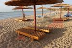 дървени шезлонги за плаж с доставка
